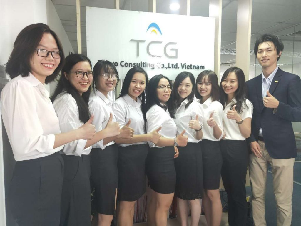 consulting firm in Hanoi